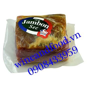 Thịt Jambon Sec Le Porc Francais 1kg