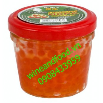 Trứng cá đỏ Nga 90g