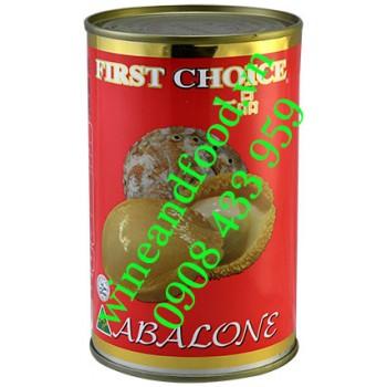 Bào Ngư Abalone First Choice 425g