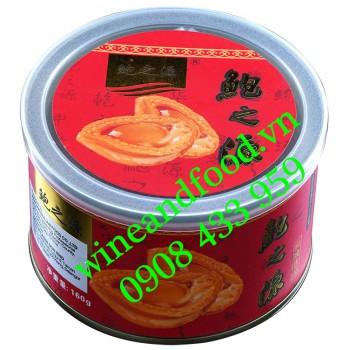 Bào Ngư đóng hộp Bao Zhiyuan 160g