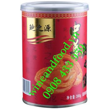 Bào Ngư đóng hộp Bao Zhiyuan 380g
