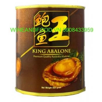Bào ngư King Abalone 850g