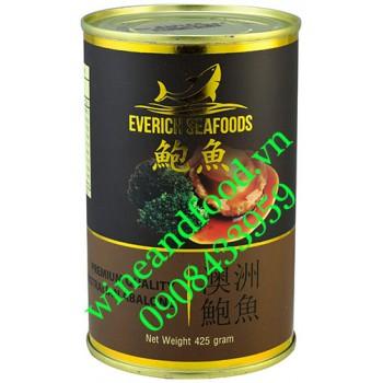 Bào Ngư Úc Everich Seafoods hộp 425g