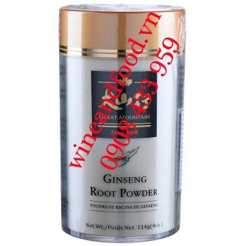 Bột Nhân Sâm củ Ginseng Root Powder Great Mountain 114g