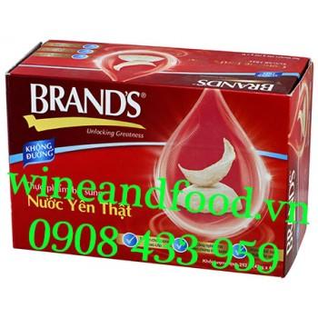 Nước yến đường phèn Brand's hộp 42gx6