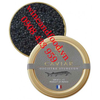 Trứng cá tầm Caviar Oscietra Sturgeon Reserve Loste 30g