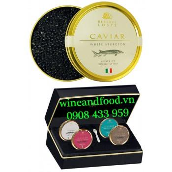 Trứng cá Tầm Caviar Reserve Loste 30g