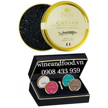 Trứng cá Tầm Caviar Reserve Loste 50g