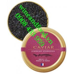 Trứng cá tầm Caviar Reserve Loste 100g