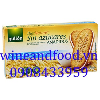 Bánh quy ăn kiêng Gullon yogurt 220g