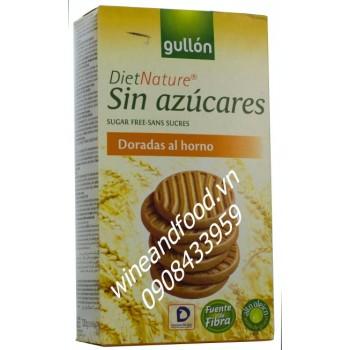 Bánh quy ăn kiêng không đường Doradas Al Horno Gullon 330g