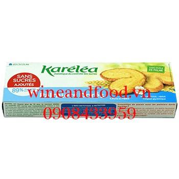 Bánh quy Palmiers Dores Karelea không đường 100g