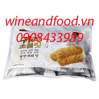 Bánh yến mạch Hàn quốc Common Oat 400g