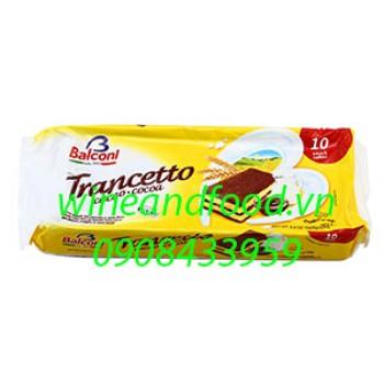 Bánh bông lan Trancetto Balconi các loại 280g