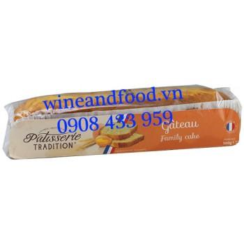 Bánh Cake bơ Patisserie Tradition Pháp 500g