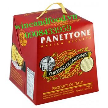 Bánh Cake Giáng Sinh Ý Panettone Chiostro di Saronno 1000g