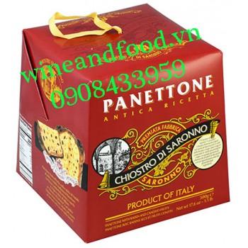Bánh Cake Giáng sinh Ý Panettone Chiostro di Saronno 500g