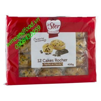 Bánh cake Le Ster socola 450g