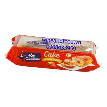 Bánh cake mứt trái cây Ker Cadelac 380g