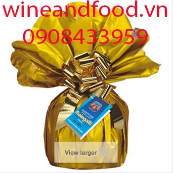 Bánh giáng sinh Melegatti vàng