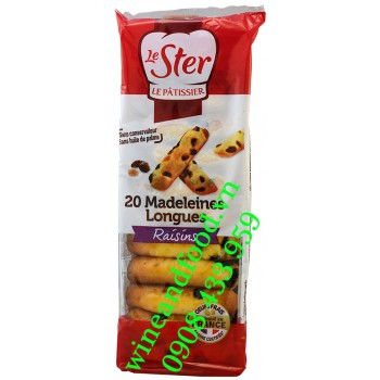 Bánh Madeleines nho Le Ster 250g