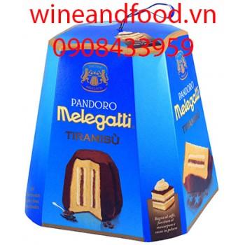 Bánh Pandoro Melegatti Tiramisu 750g