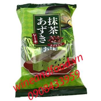 Bánh Tenkei vị trà xanh matcha 100g