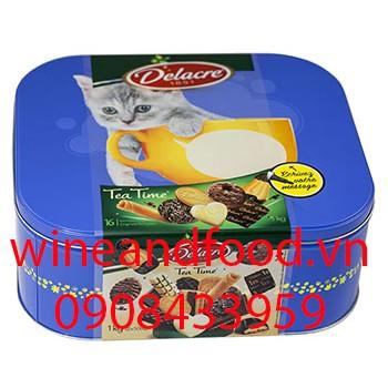 Bánh quy Delacre Tea Time 1kg