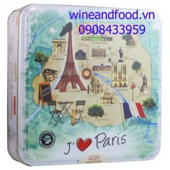 Bánh quy I Love Paris 456g