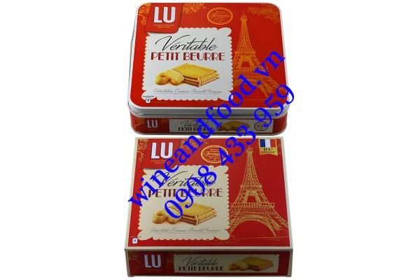 Bánh quy LU nhập khẩu từ Pháp