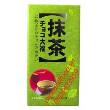 Bánh Mochi trà xanh Matcha socola Nhật Bản