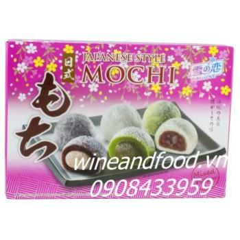 Bánh Mochi hỗn hợp 300g