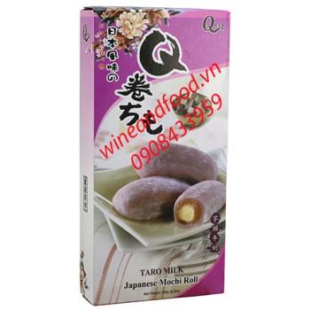 Bánh mochi khoai môn sữa Qidea 150g
