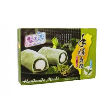 Bánh Mochi nhân trà xanh Yuki & Love 150g