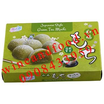 Bánh Mochi trà xanh Yuki & Love 210g