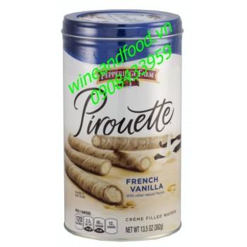 Bánh ống quế Pepperidge Farm French vanilla 382g