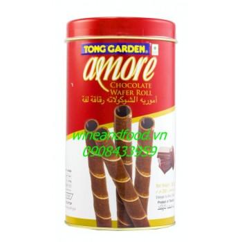 Bánh quế socola Amore Tong Garden 300g