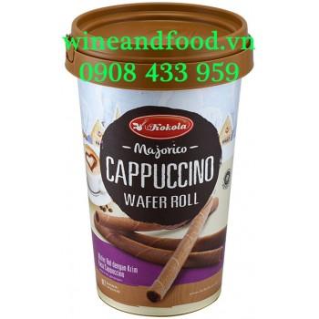 Bánh quế Cappuccino Kokola hộp 120g