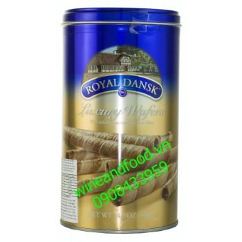 Bánh quế Cappuccino Royal Dansk 400g