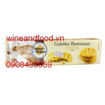 Bánh quy bơ Galettes Bretonnes 125g