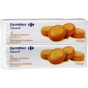 Bánh quy Carefour Pháp 150g