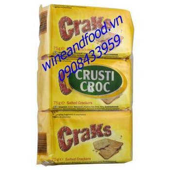Bánh quy mặn Cracks 75g