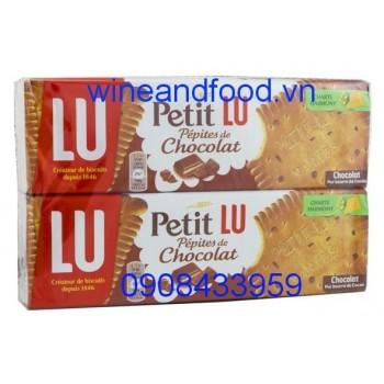 Bánh quy socola Lu 200g