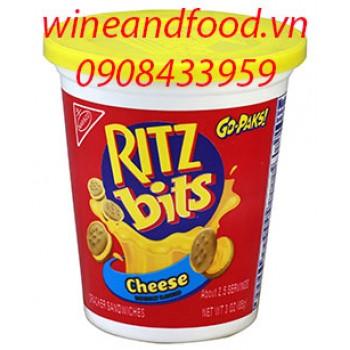 Bánh Ritz bits ly 85g