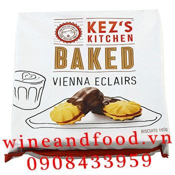 Bánh Vienna Eclairs Kez's Kitchen 190g