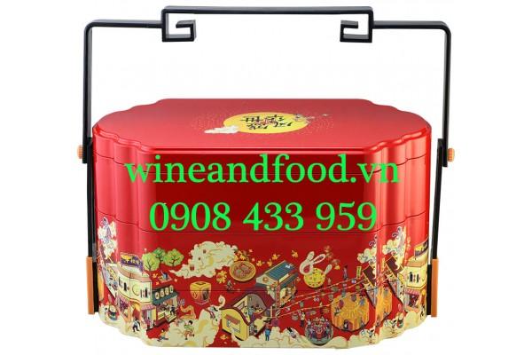 Bánh trung thu Casahana nhập khẩu từ Malaysia