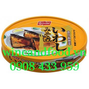 Cá Mòi nấu súp Miso Nhật Bản 100g