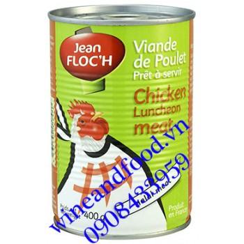 Pate gà Jean Floc'h 400g