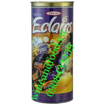 Kẹo Caramel Cacao sữa Damla Eclairs Tayas 400g