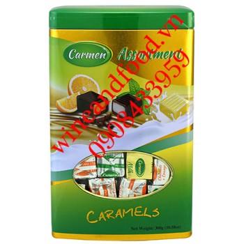 Kẹo caramel hỗn hợp Carmen 300g
